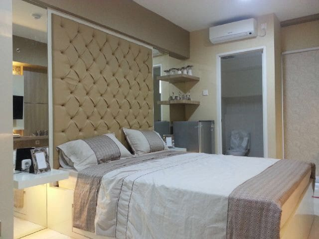 Studio Apartment Educity Harvard - Surabaya