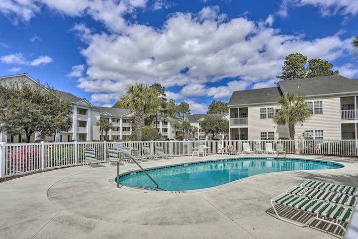 Make the most of the on-site community amenities!