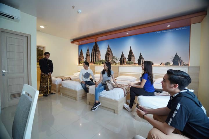 HOTEL BINTANG 4 DI KALIURANG YOGYAKARTA
