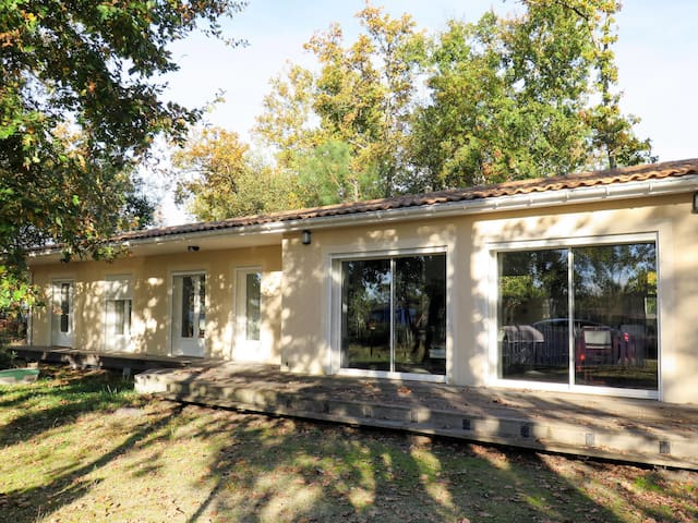 Holiday home in Hourtin for 6 persons