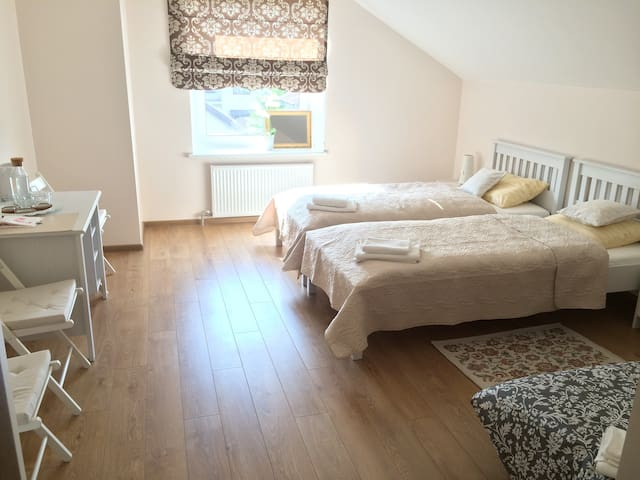Cozy and clean rooms to stay. - Vilnius - House