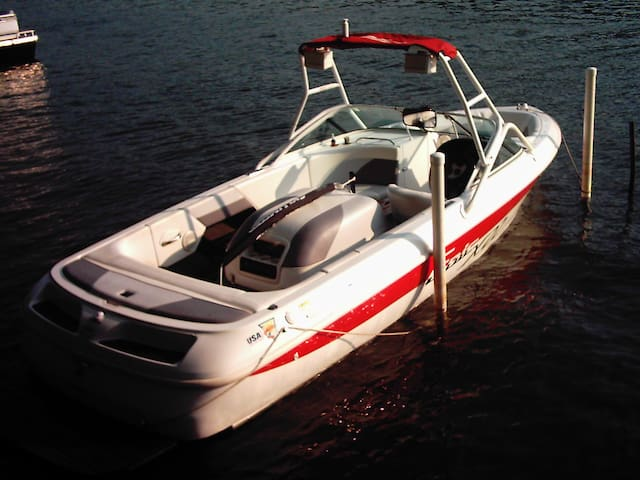 SKI BOAT WITH DRIVER FOR RENT - Stratford - Boat