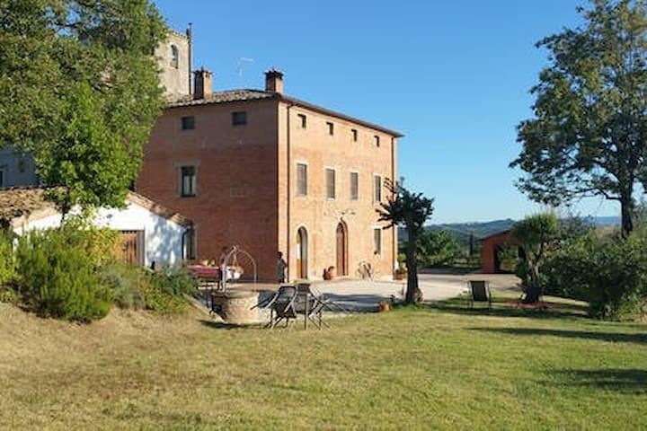 """Castiglione del Lago """"IL SORBO"""""""