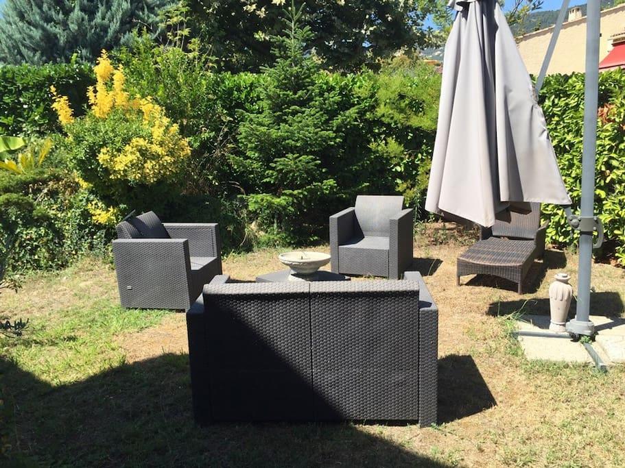 Jardin Gauche