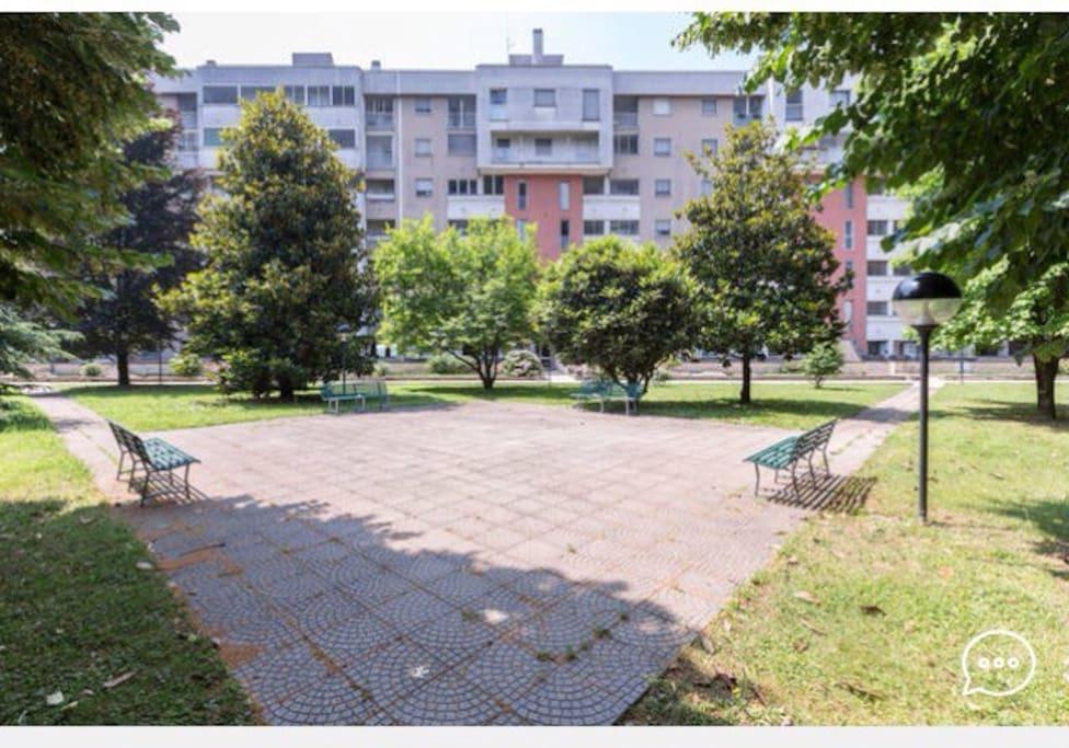 Condominio - outside view