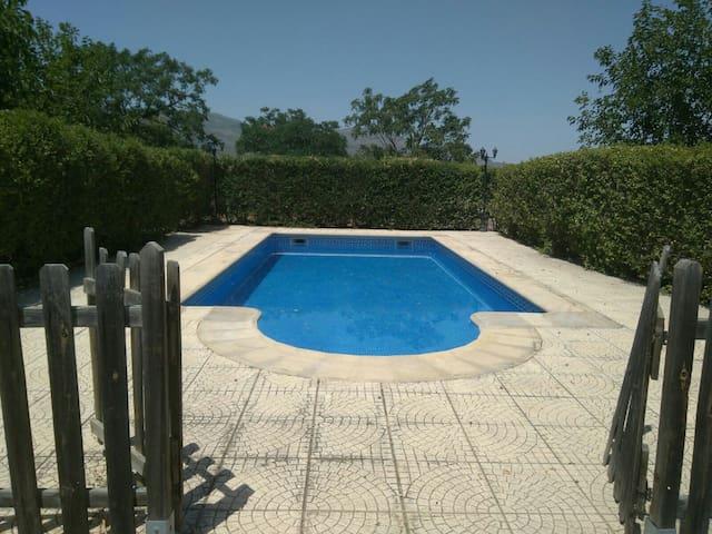 Casa rural en moratalla - Moratalla - Hus
