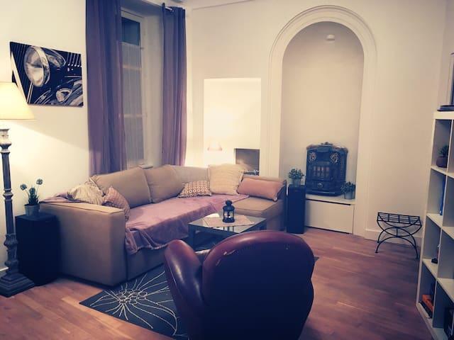 Cocon apaisant de caractère - Jouars-Pontchartrain - Apartment