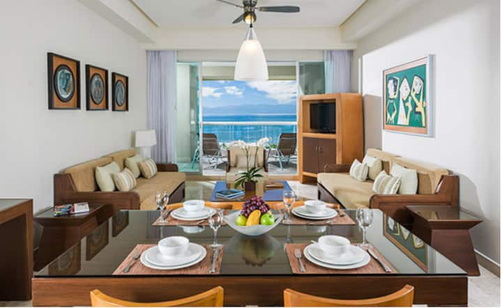 Gorgeous 2 Bdrm Suite at Grand Mayan