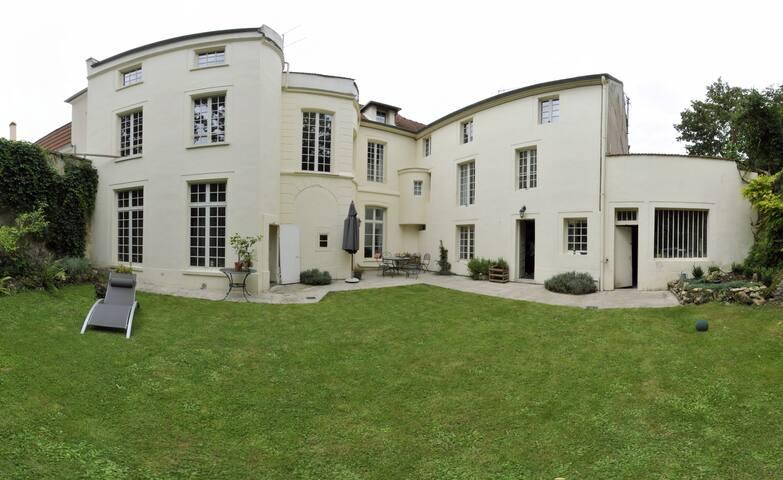 Grande Maison de ville du XVIème siècle - La Ferté-sous-Jouarre - Maison