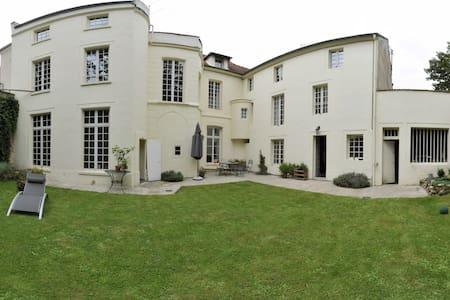 Grande Maison de ville du XVIème siècle - La Ferté-sous-Jouarre