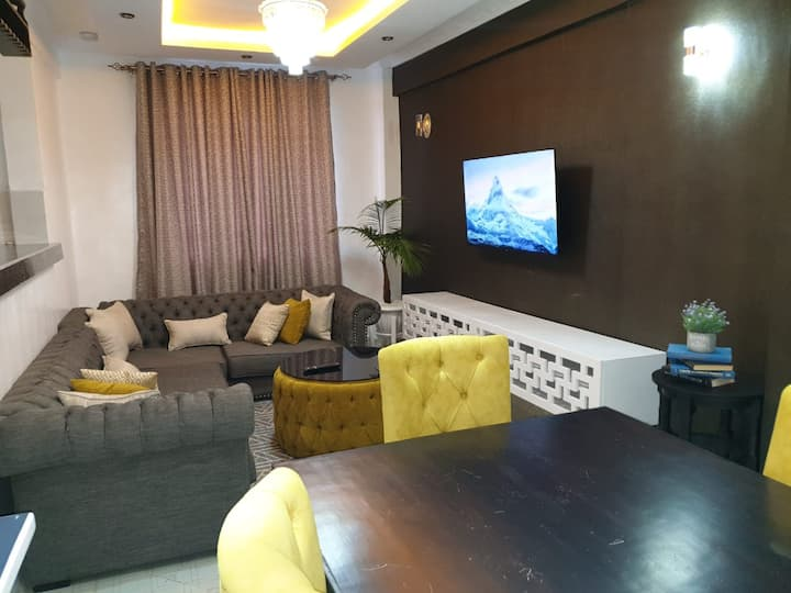Kijabe -Affordable Spacious Suite, WIFI, Smart TV