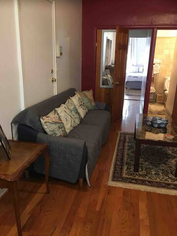 Living room/dinning area