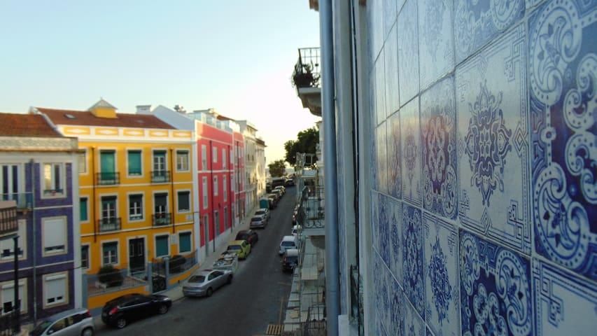 An artist's place in Lisbon