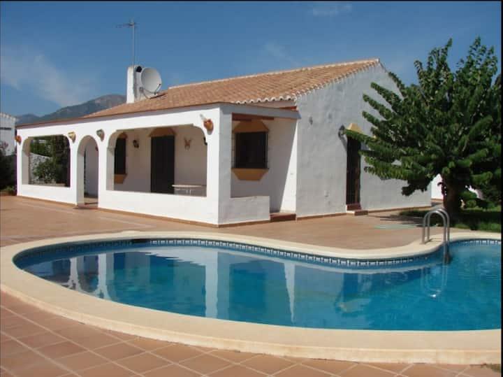 Beautiful 3 bed  Villa CASA CONLES Exotica Nerja