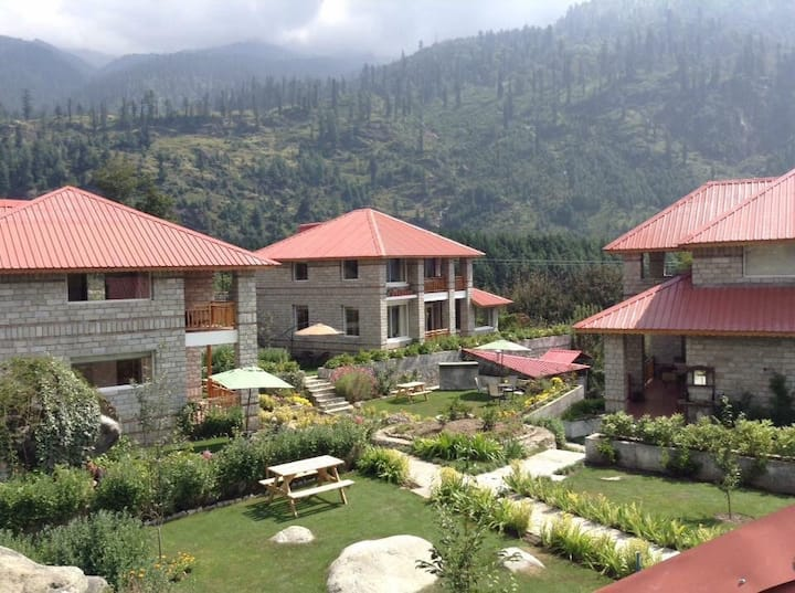 The Amrit Manali Space n Comfort 3BHK Cottages