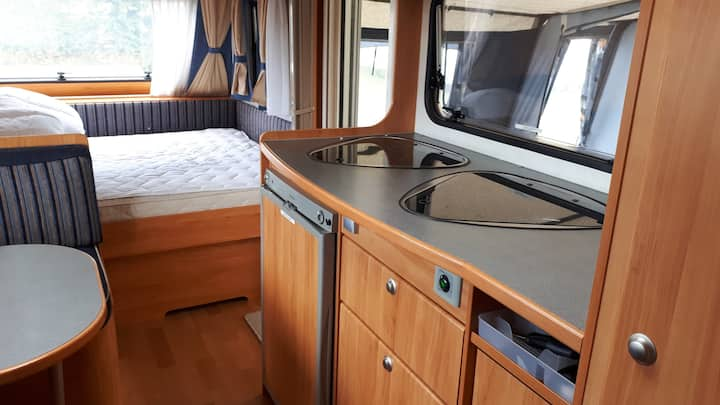 Great family caravan for with all amenities