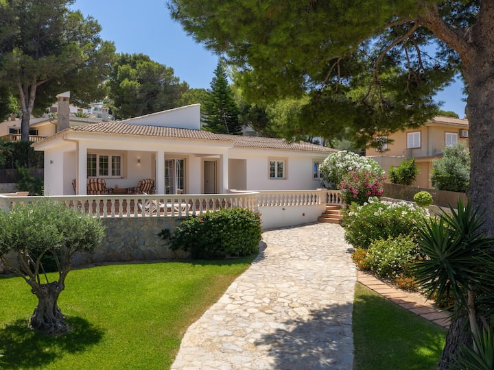 3 bedroom villa in ideal setting to visit Mallorca
