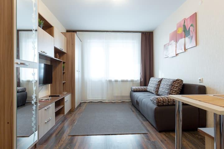 Квартира на Московской, 121 к. 1
