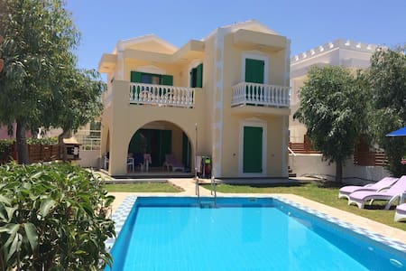 Luxury 3bedroom Villa-Private Pool - Villa