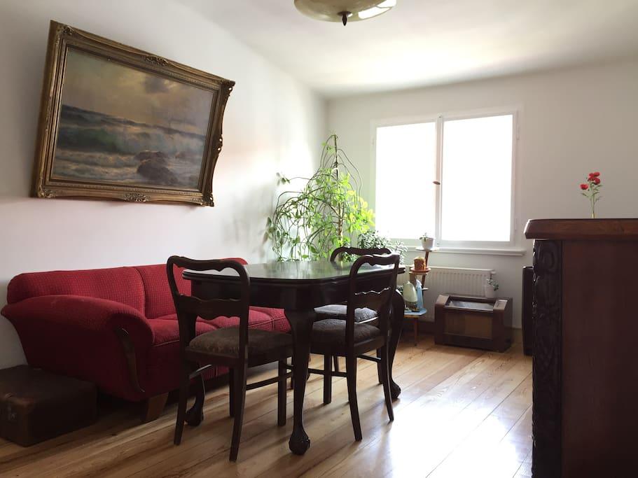 Wohnzimmer & Aufenthaltsraum
