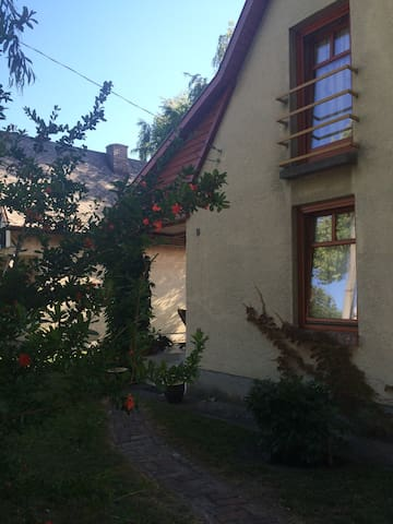 A romantic family refuge with friendly atmosphere - Balatonkeresztúr - Casa