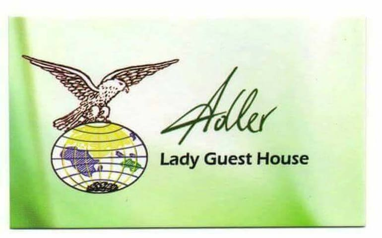 Adler Lady Guest House ($10 per person/night) 1.4 - Yangon