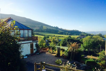 Double Room on border of Powys and Shropshire