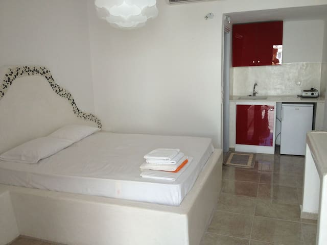 Monolocale full optional - Mikonos - Apartmen