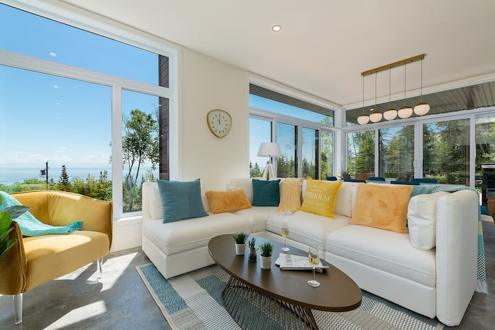 Hotel at home - Illusion, river & spa
