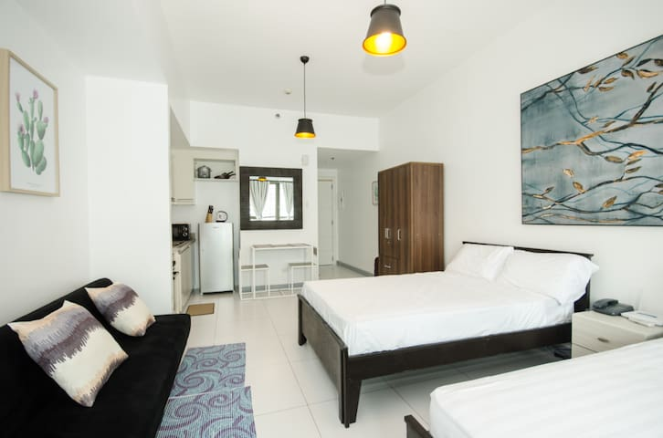 Deluxe Apartment in KL Tower by Central Flats