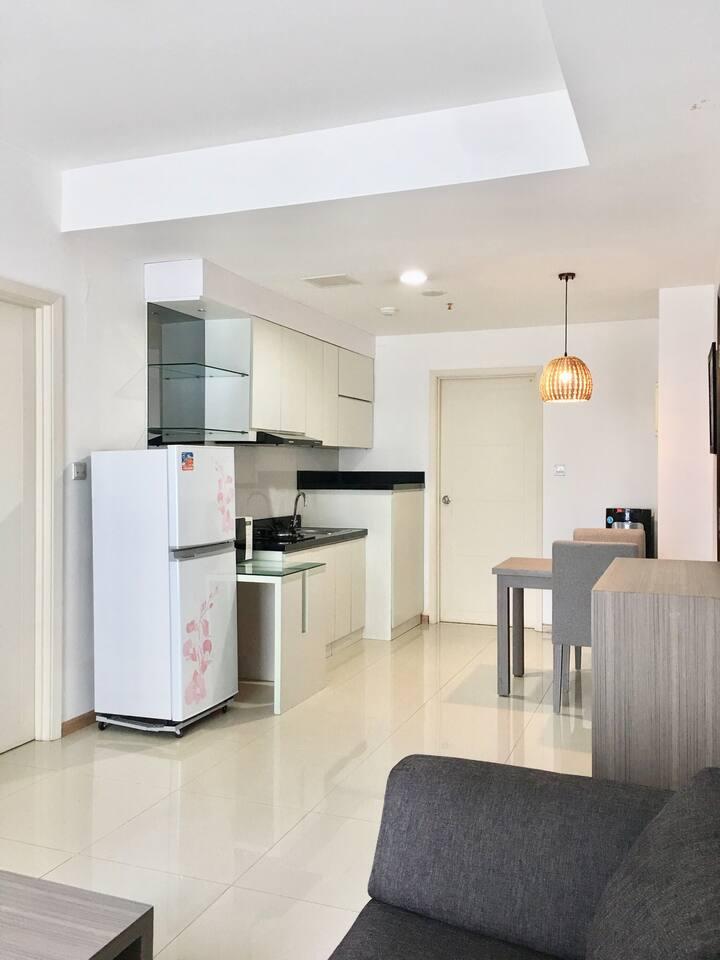Special & Big 1 Bedroom Apartment Kota Kasablanka