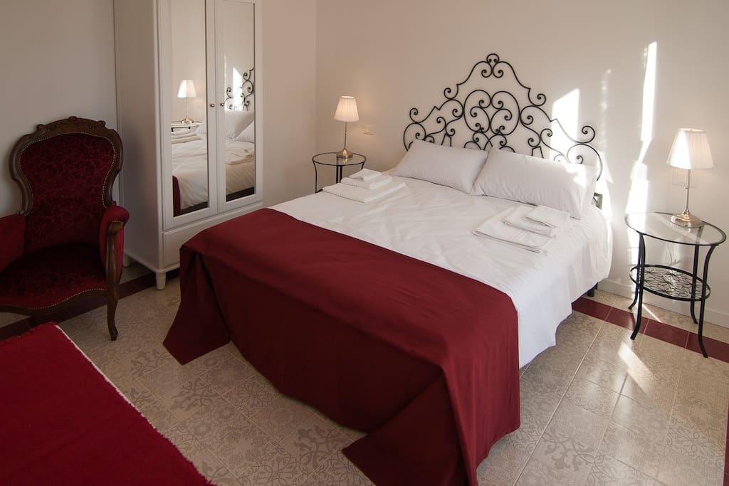 suite con bagno privato