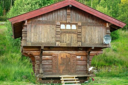 Cosy norwegian stabbur - Hemsedal