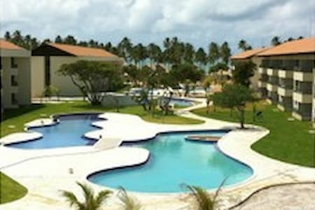 Flat located Beach - Carneiros Beach Resort Brazil - Tamandaré
