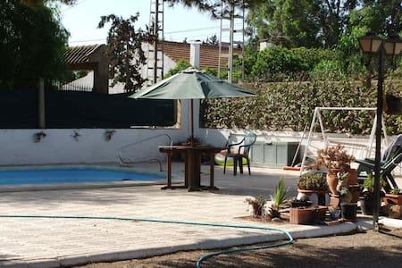 Finca  Villa Fina, Los Jacintos. - Fuente Álamo - Ház