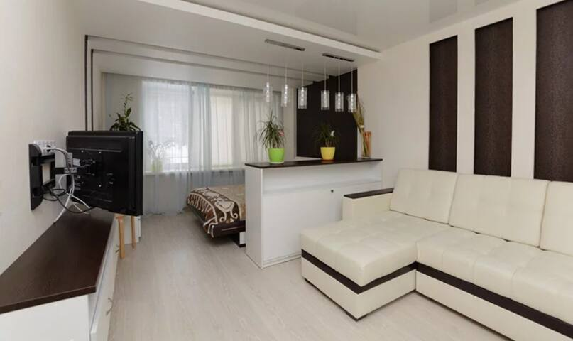 Apartament in 10 minutes fom city center by metro