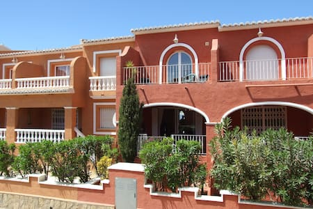 Moroccan style 2 bedroom home - Benitachell - House