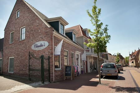 Delightful Apartment in Tholen with Roof Terrace