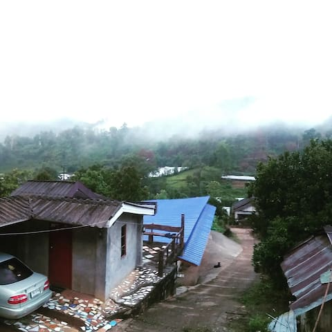 Mountain.Views Homestay the name is house's nature
