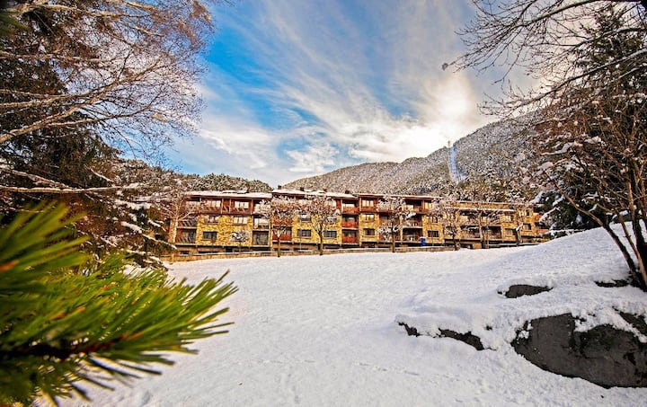 Apartment in Andorra for ski or summer holidays
