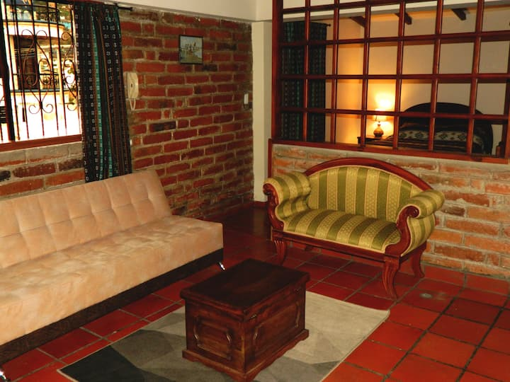 Loft in the center of Otavalo