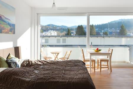 Ferienwohnung Lorettobergblick Freiburg Merzhausen - Merzhausen - Apartmen