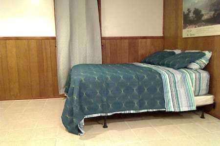 comfortable private large room - Хьяттсвилл - Дом