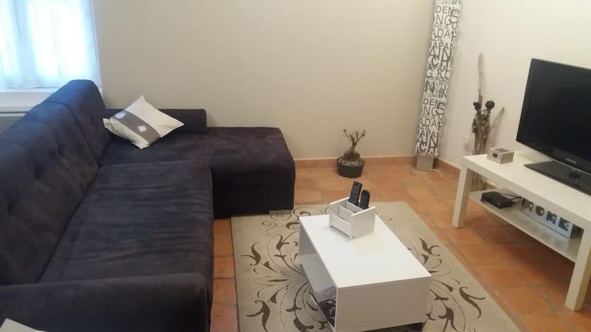 Appartement cosy au cœur des fontaines - Pernes-les-Fontaines - Leilighet