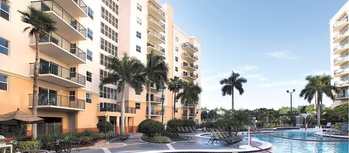 Wyndham Palm Aire Resort, Pompano Beach, FL