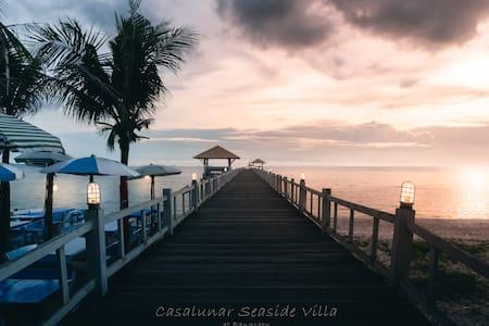 Casalunar Seaside Villa at Bangsaen