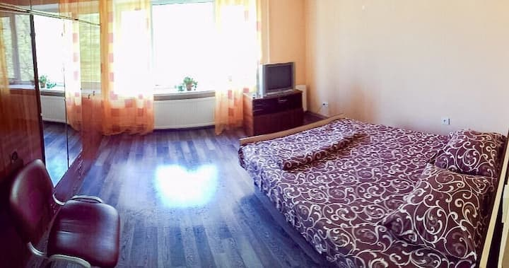 Cozy apartment near the airport-5, downtown-25min