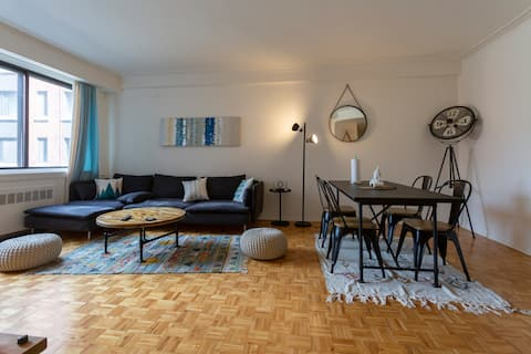 Nice and cozy appartement in downtown of montréal