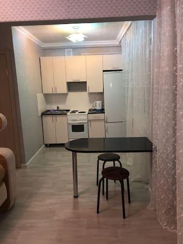 Сдам 1,5-комнатную квартиру в чистом районе КШТ