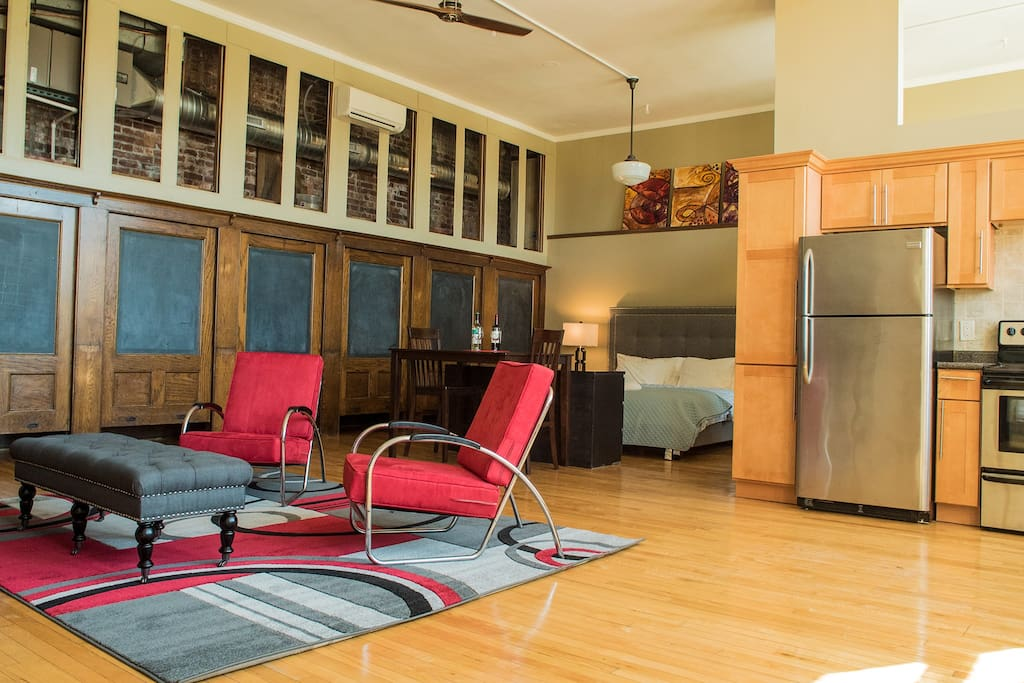 Rochester Ny Lofts: Lofts For Rent In Rochester